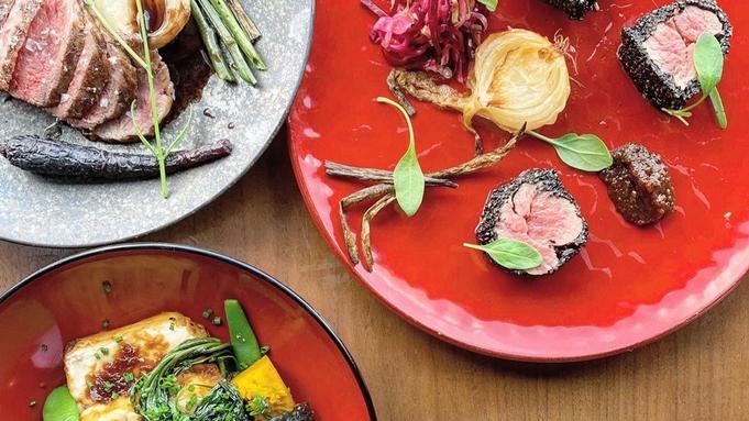 【記念日/カップル】ホールケーキをご用意!ご夕食は杏ダイニングの「プレミアムディナー」<2食付>