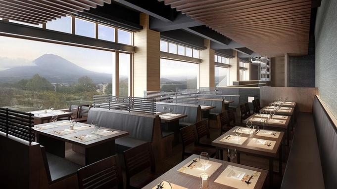 【新日本食ディナー】「杏ダイニング」が贈る、旬の道産食材を楽しむ創作ディナー<2食付>ヨウテイビュー