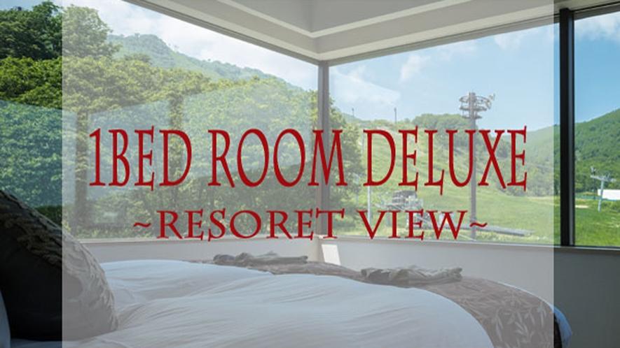 1ベッドルームDX(眺望指定なし)