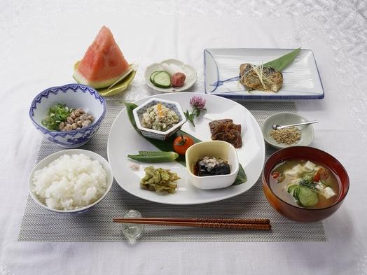 プロの板前の無添加・和食コースが大人気! 料理自慢の1泊2食付プラン