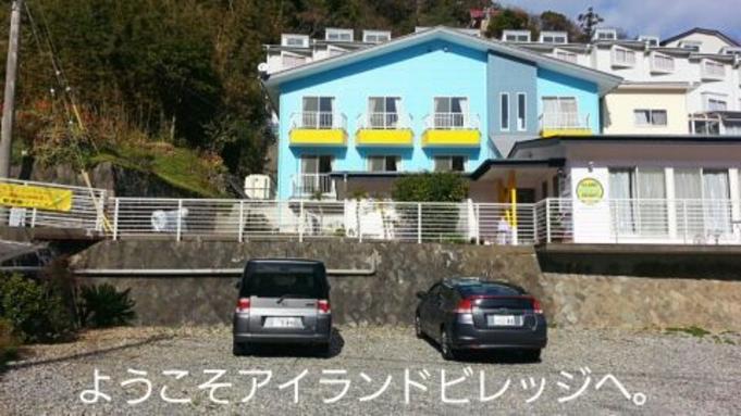お部屋ではお静かに!白浜大浜海岸まで徒歩7分 リモートワーク、サーフィン、釣り、ツーリングに