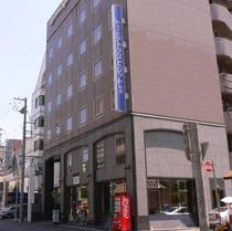 ホテルテトラスピリット札幌 外観