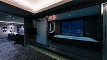 最上階パークフロントルーム バスルーム
