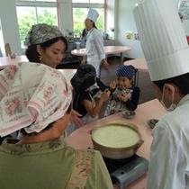 豆腐作り体験