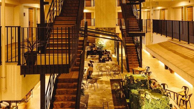 【秋冬旅セール】■THE GALLERY STAY■ 「泊まる」から「過ごす」ホテルへ ー素泊まりー