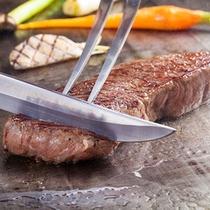 【Dinner】ステーキ