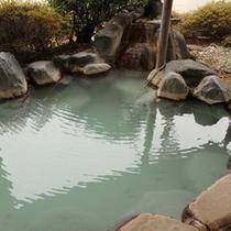 大浴場露天風呂(温泉)