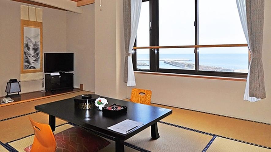 【和室】10~12畳の和室です