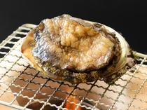 【お料理】焼きアワビ