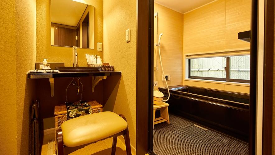 ・1F洗面スペース~浴室