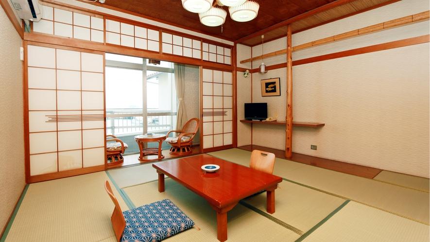 ◆お部屋は人数に合わせてご案内致します!のんびりとお寛ぎ下さい♪