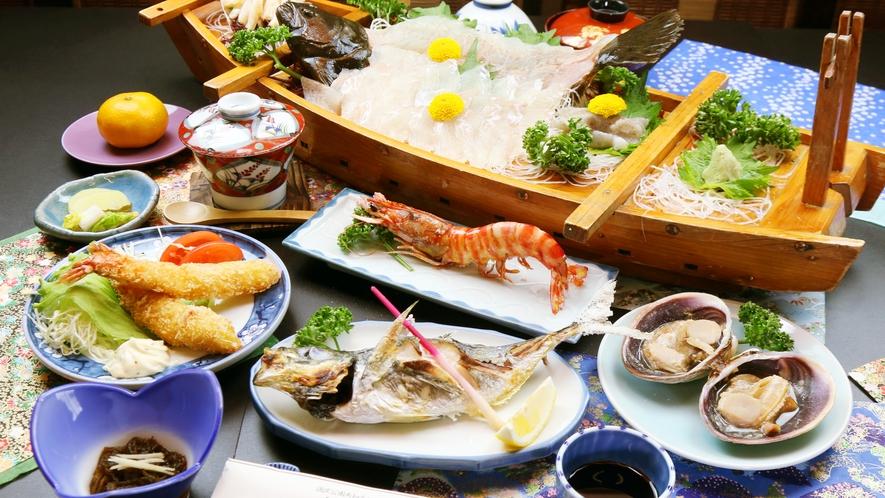 ◆スタンダードプラン◆こだわりの新鮮舟盛りや南知多名物タコが楽しめる!