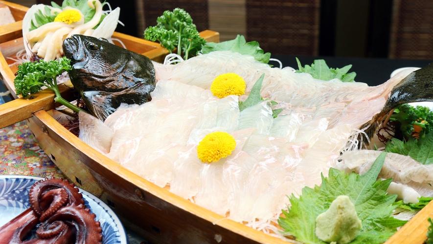 ◆豪華な舟盛もかね万別館の特徴!活魚を思いっきり楽しむ旅を♪