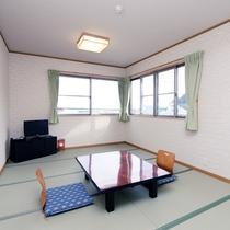 穏やかな時が流れる和室です。 リニューアル和室