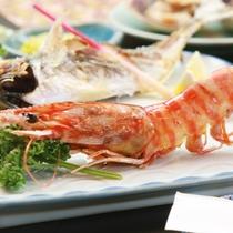 食べ応えある南知多の海の恵みをご用意します♪