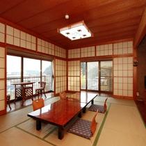 和室で寛ぐ素敵な旅を 角部屋