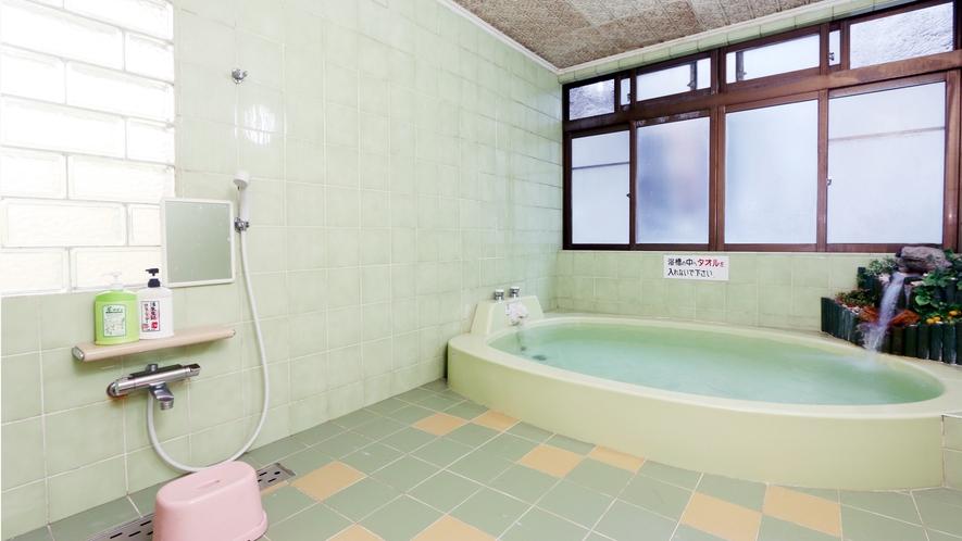 ◆広いお風呂でサッパリしてくださいね。