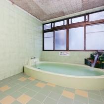 広いお風呂でサッパリしてくださいね。