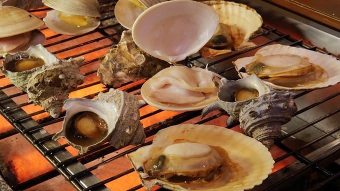 【夏秋旅セール】二段舟盛り付きハーフ会席&食べ放題