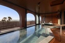里の湯 内風呂