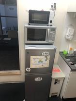 冷蔵庫・電子レンジ・トースター