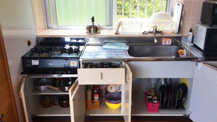 ・キッチン