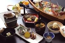 おまかせ海鮮会席料理(イメージ)
