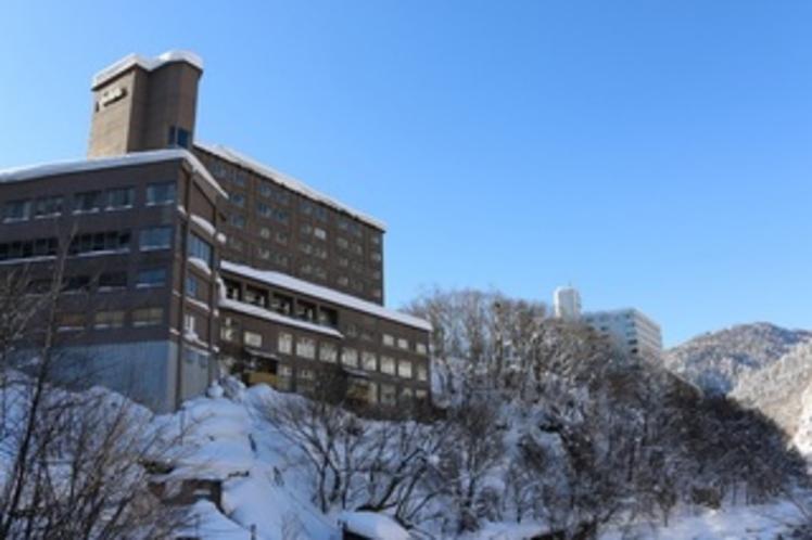 ホテル山渓苑 外観