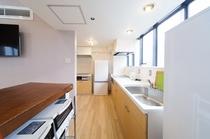 2階共用キッチン