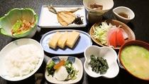 *【朝食】和食(一例)