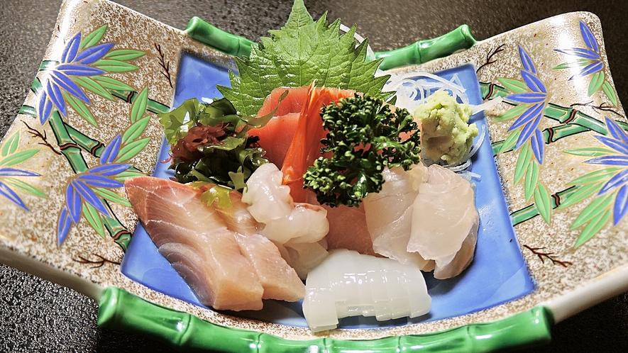 *【夕食】和定食の一部(一例)