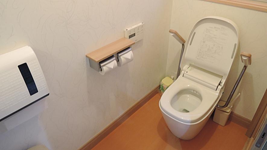 *【施設】共用トイレ