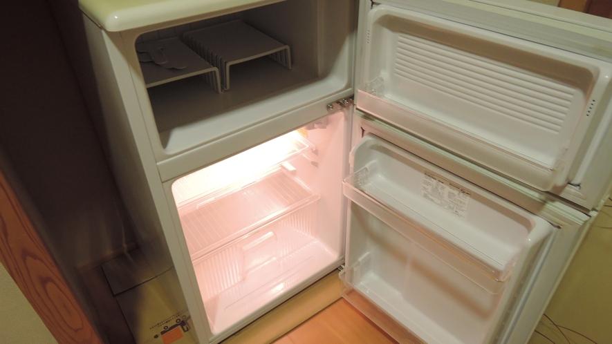 *【備品】冷蔵庫(一部の部屋を除き置いております)
