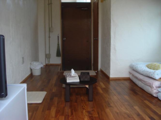 禁煙 4.5畳 2人部屋 2F