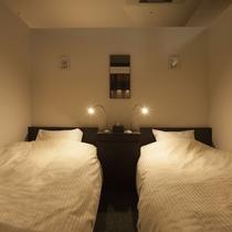 エコノミーホテル ツインルーム(女性専用)