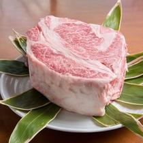 *霜降りのお肉
