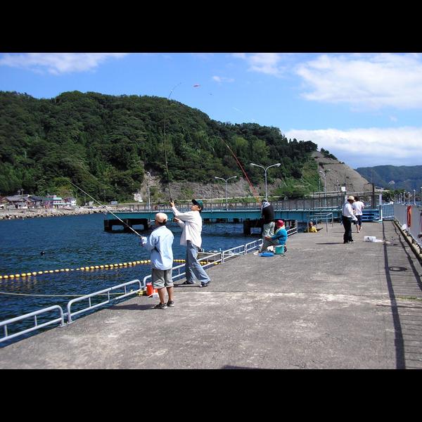 海釣り公園