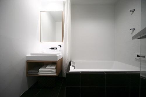 ツインルーム・バスルーム