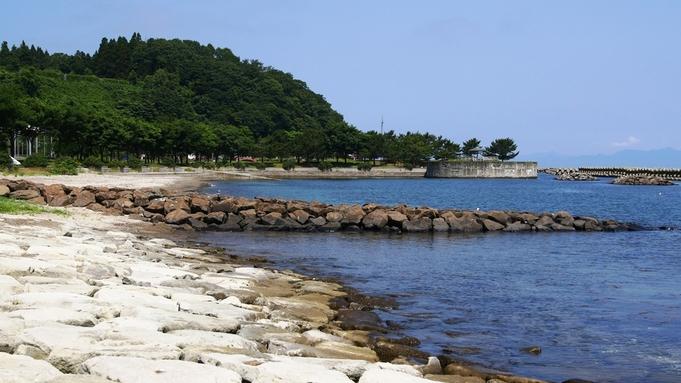 竜飛で連泊★家族で海水浴プラン♪義経海浜公園までの送迎付き♪ご夕食はスタンダードプラン