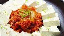 豆腐キムチ 1000円