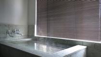 ・お部屋のお風呂は100%源泉掛け流しの天然温泉