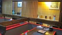 ・ホテル1Fにある韓国家庭料理店オモニ