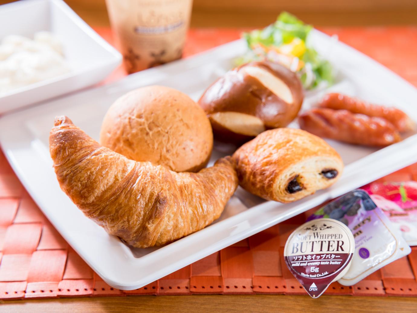 ◆健康朝食バイキング◆