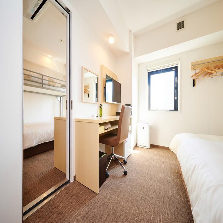 【コネクティングルーム】お部屋が繋がるファミリーやグループ旅行にとっても人気なコネクティングルーム♪