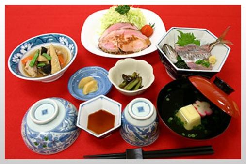 【夕食、朝食付き】お得な食事付きプラン