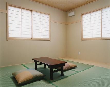 【素泊り】落ち着いた和室でゆっくりと