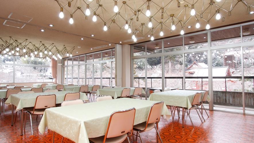 本館5階 展望レストラン グリル紅葉