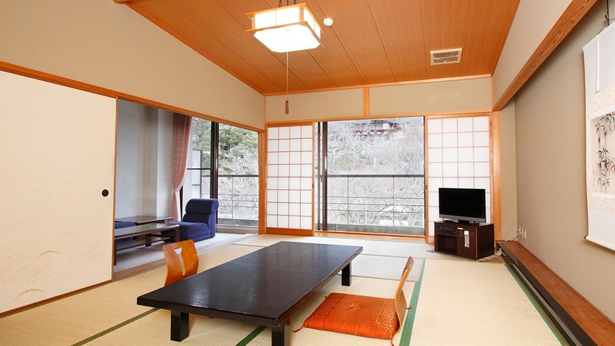 客室例(東館和室)