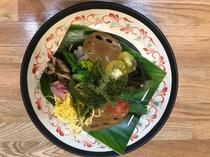 琉球ちらし寿司