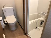和室トイレ、お風呂